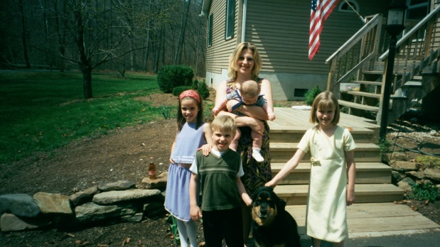 Mother's Day 2002